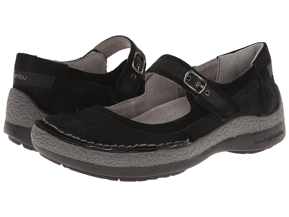 Jambu - Sloane (Black) Women's Shoes