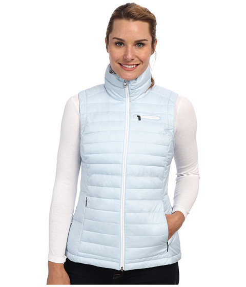 Columbia - Powder Pillow Vest (Mirage) Women's Vest