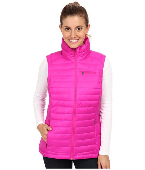 Columbia - Powder Pillow Vest (Groovy Pink) Women