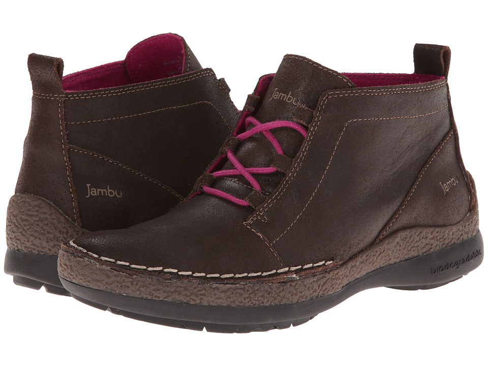 Jambu - Madison (Brown) Women