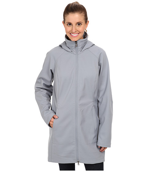 Columbia - Take to the Streets II Long Softshell (Tradewinds Grey) Women