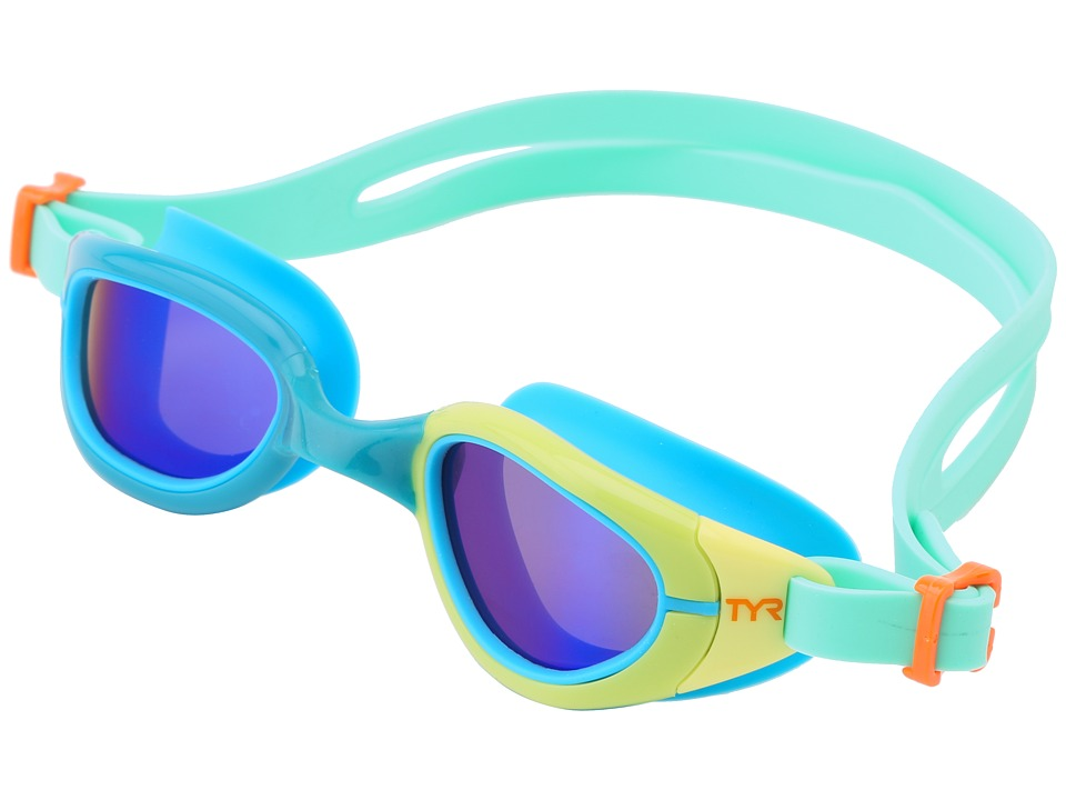 TYR - Special Ops 2.0 Small Polarized Goggles (Cool Multi) Water Goggles