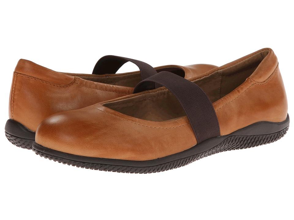 SoftWalk High Point (Cognac Soft Dull Leather) Women