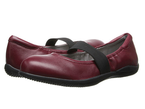 SoftWalk - High Point (Dark Red Soft Nappa Leather) Women