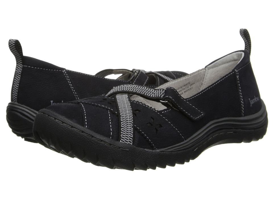 Jambu - Hayley (Midnight) Women's Shoes