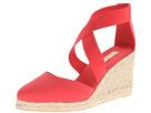 Nine West - Memory (Red/Red Fabric) - Footwear