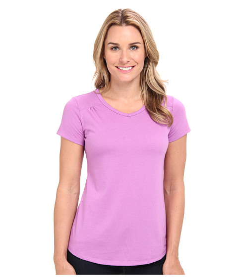 Columbia - Thistle Ridge S/S (Blossom Pink) Women's T Shirt