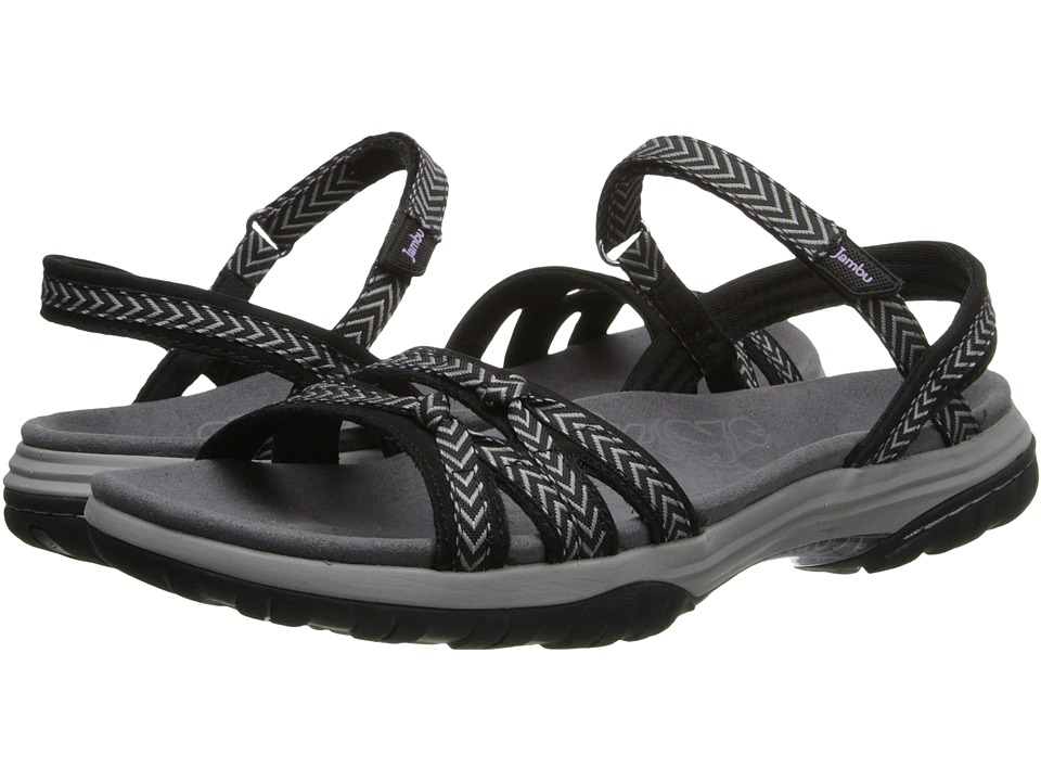 Jambu - Lunar (Black) Women's Shoes