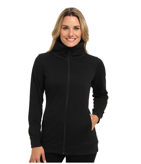 Columbia - Wear It Everywhere Long Full Zip (Black) Women's Sweatshirt