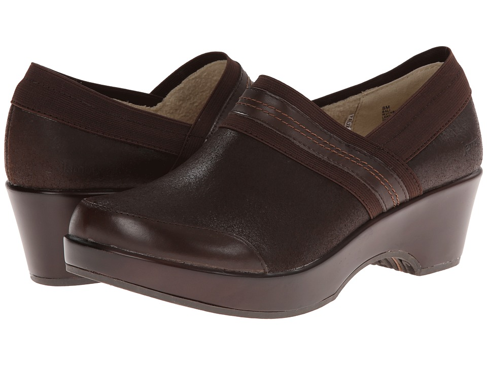 Jambu - Bali (Brown) Women's Clog Shoes