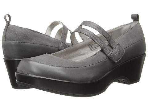 Jambu - Scarlet - Too (Charcoal) Women's Shoes