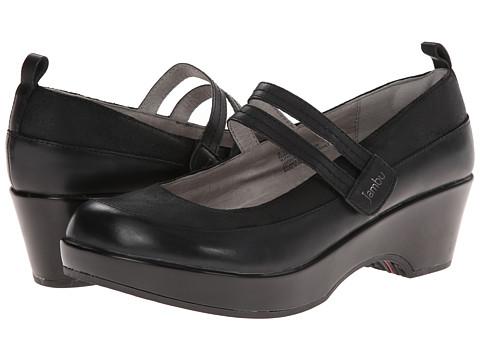 Jambu - Scarlet - Too (Black) Women's Shoes
