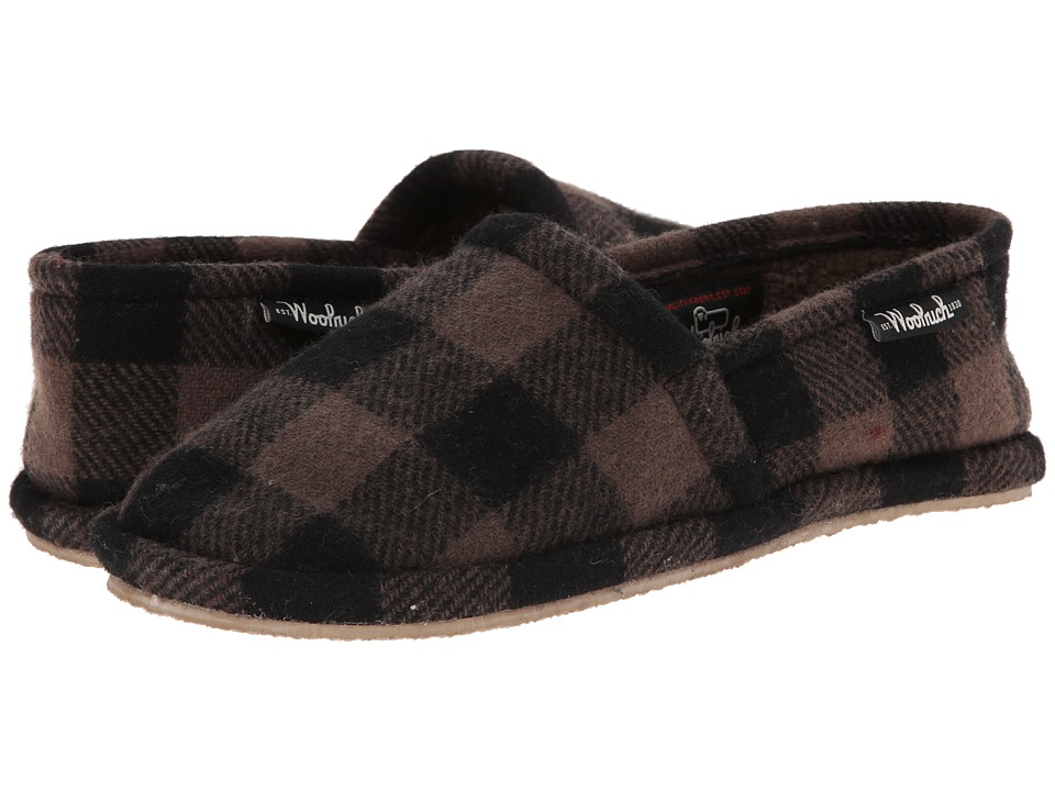 Woolrich - Chatham Chill (Black Buffalo Check) Men