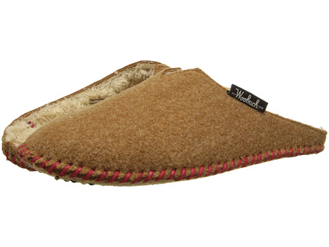 Woolrich - Felt Mill Scuff (Tobacco) Men's Slippers