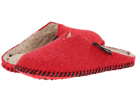 Woolrich - Felt Mill Scuff (Old Red) Men
