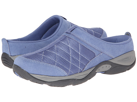 Easy Spirit - EZ Time (Medium Blue Combo) Women's Clog Shoes