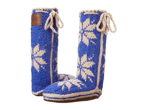 Woolrich - Chalet Sock (Sapphire) Women