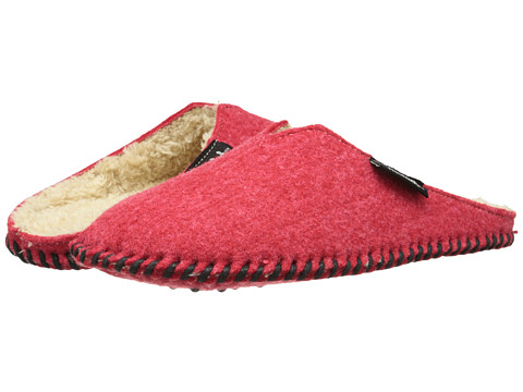 Woolrich - Felt Mill Scuff (Old Red) Women's Slippers