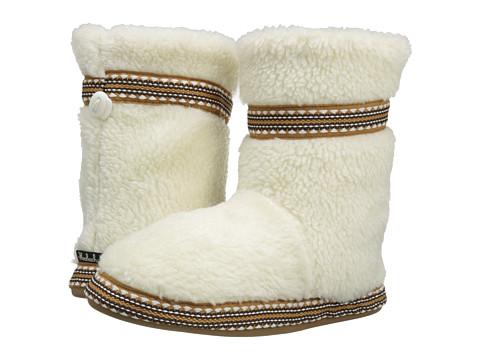Woolrich - Whitecap Boot (Seedpearl) Women's Slippers