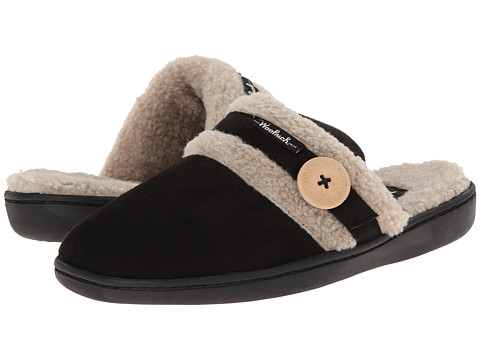Woolrich - Kettle Creek (Black) Women's Slippers