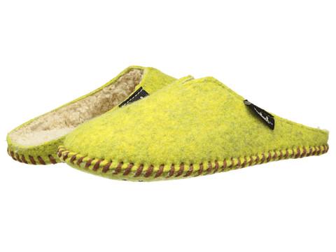 Woolrich - Felt Mill Scuff (Lemon Zest) Women's Slippers