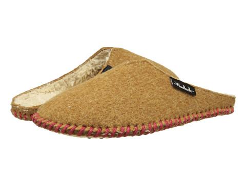 Woolrich - Felt Mill Scuff (Tobacco) Women's Slippers