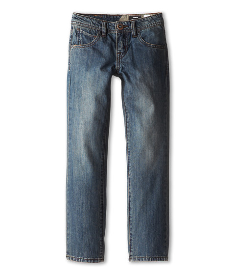 Volcom Kids - Vorta Jean (Big Kids) (Los Dos Tintos) Boy's Jeans