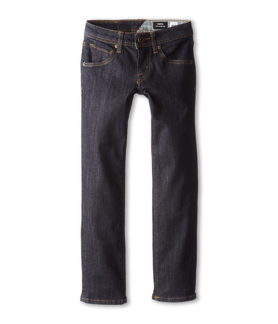 Volcom Kids - Vorta Jean (Big Kids) (Rinsed Indigo) Boy