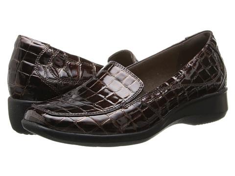 Clarks - Gael Angora (Brown Croc) Women