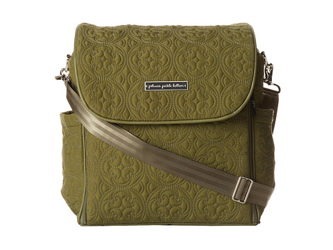 petunia pickle bottom - Embossed Boxy Backpack (Regent
