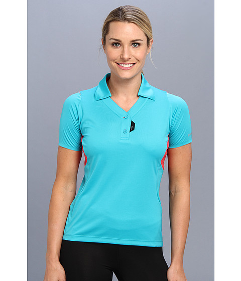 Shimano - Polo Shirt (Emerald Green) Women's Clothing