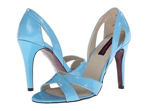 Mojo Moxy - Lucy (Blue) High Heels