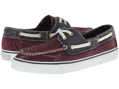 Sperry Top-Sider - Biscayne (Wine/Navy SWC) Women