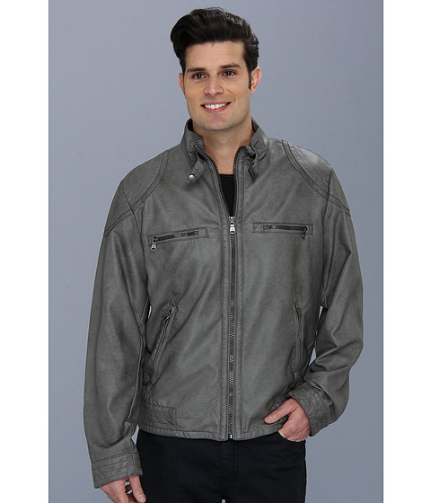 Calvin Klein - CM499727 (Grey) Men's Coat