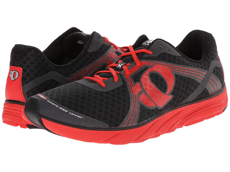 Pearl Izumi - Em Road H 3 (Black/Firey Red) Men's Running Shoes