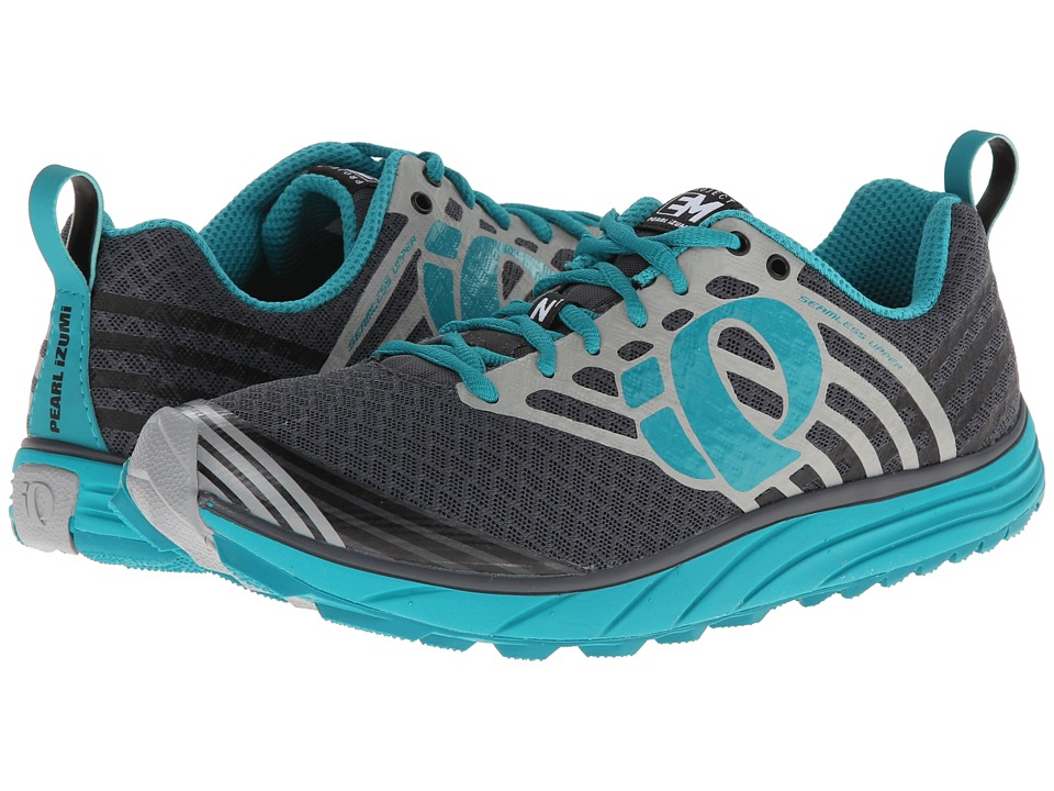 Pearl Izumi - Em Trail N 1 (Shadow Grey/Black) Women's Running Shoes