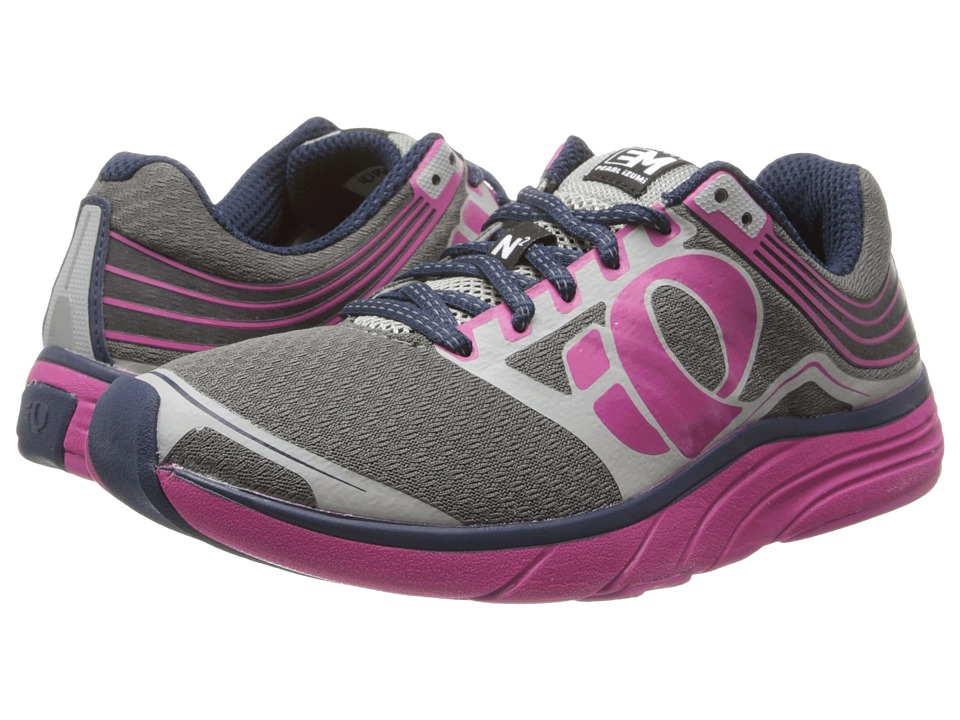 Pearl Izumi - Em Road N 2 (Shadow Grey/Berry) Women's Running Shoes