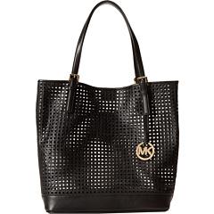 MICHAEL Michael Kors Bridget Large Tote (Black) Tote Handbags