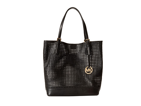 MICHAEL Michael Kors Bridget Large Tote (Black) Tote Handbags