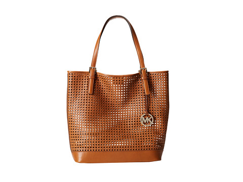 MICHAEL Michael Kors Bridget Large Tote (Luggage) Tote Handbags