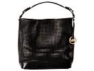 MICHAEL Michael Kors - Bridget Large Shoulder (Black) - Bags and Luggage