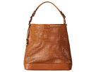MICHAEL Michael Kors - Bridget Large Shoulder (Luggage) - Bags and Luggage