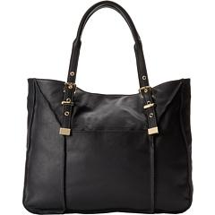 Steve Madden Rock Satchel (Black) Satchel Handbags