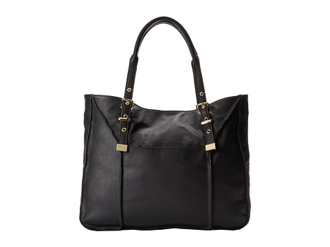 Steve Madden Rock Satchel (Black) Satchel Handbags