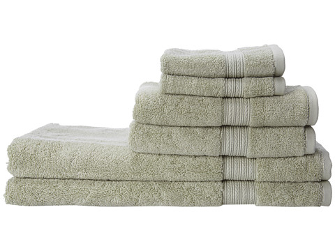 Kassatex - Kassadesign 6 Piece Towel Set (Celery) Bath Towels