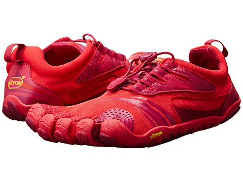 Vibram FiveFingers - KMD Sport LS (Red/Purple) Women's Shoes