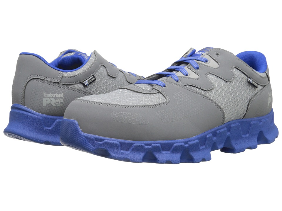 Timberland PRO - Power Train (Grey/Blue) Men