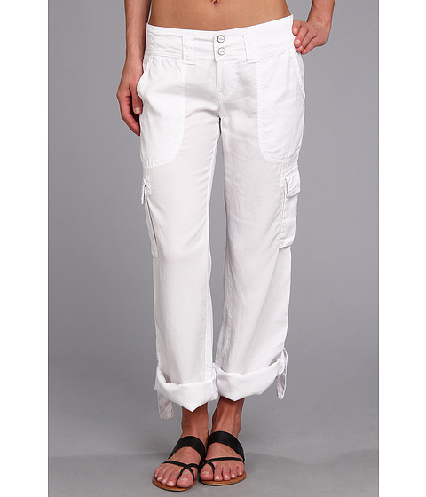 Sanctuary - Venice Cruiser (White) Women's Casual Pants