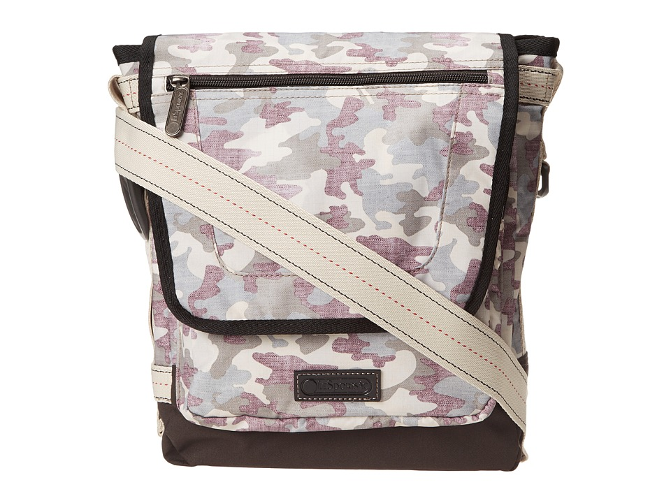 LeSportsac - Fairview Messenger (Concealment) Messenger Bags