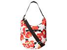 LeSportsac Heather Hobo (Garden Poppy) Hobo Handbags